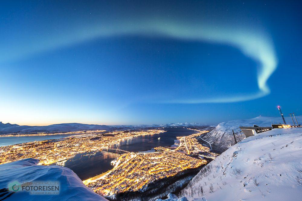 Fotoreise Nordlichter Norwegen Tromsø