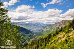 USA & Kanada Roadtrip Glaciar Nationalpark