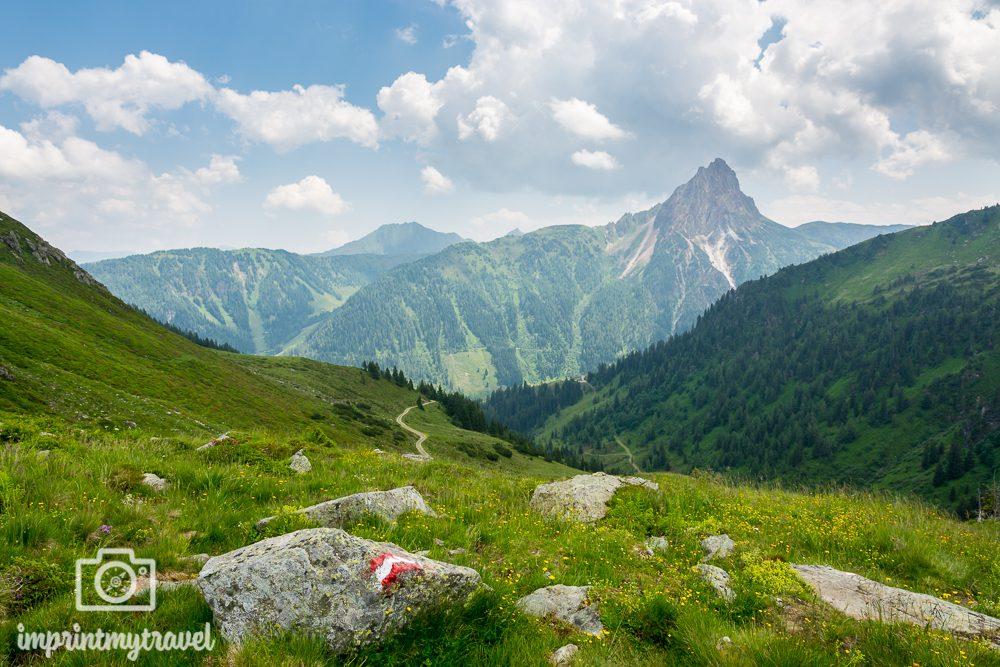 Wandern in den Kitzbüheler Alpen Hoher Rettenstein
