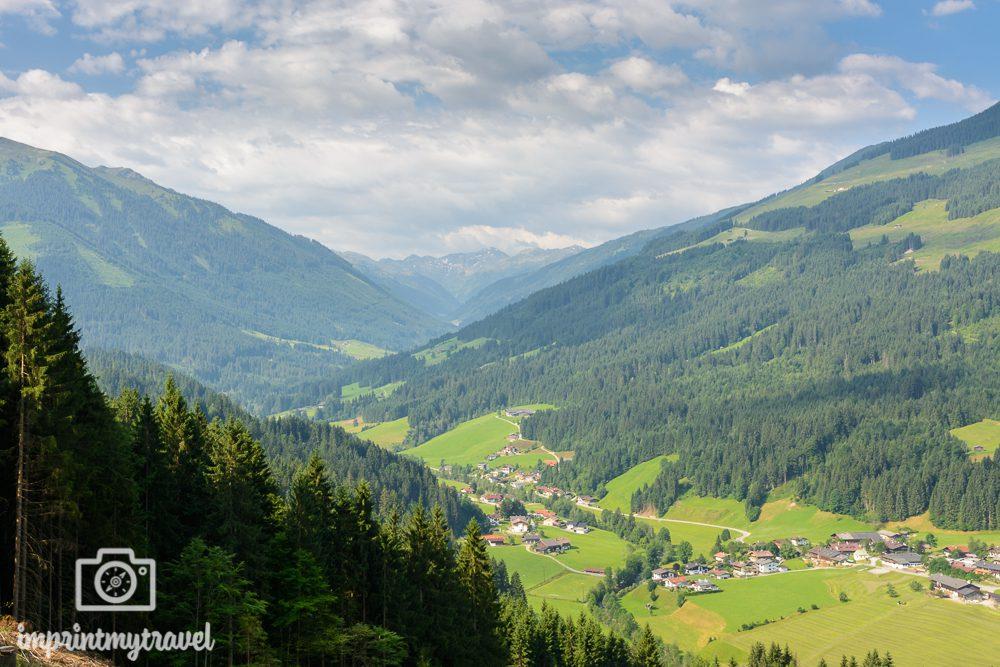 KAT Walk Tirol Wandern Etappe 2