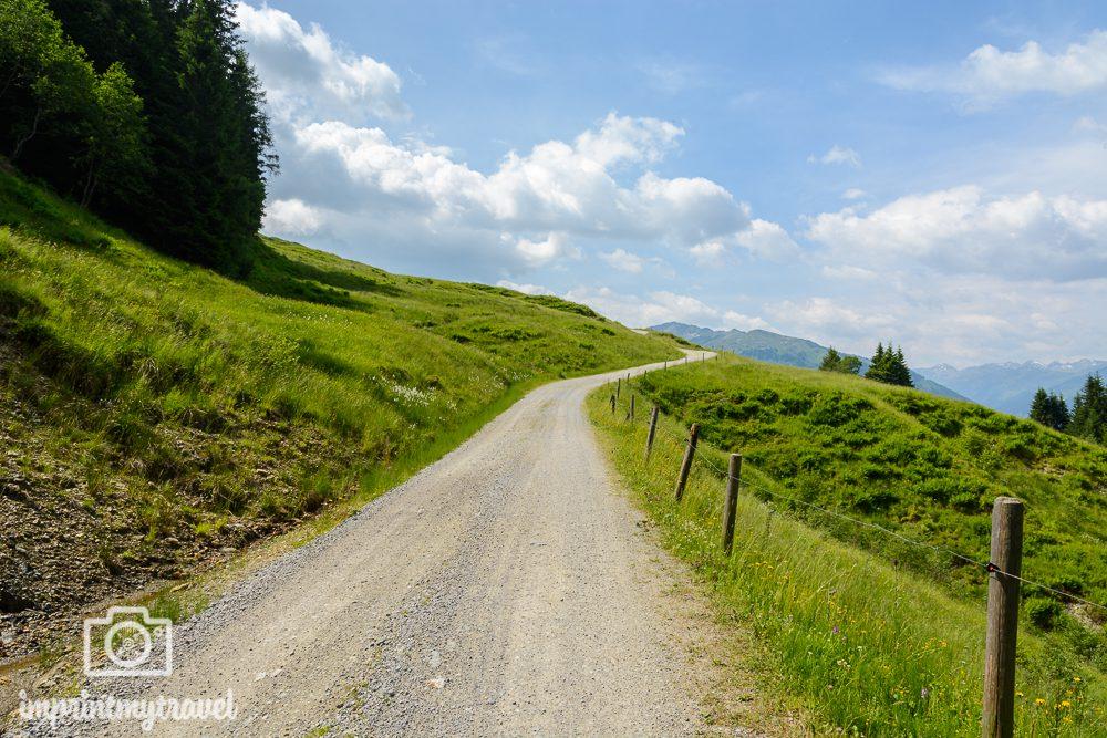 KAT Walk Tirol Wandern Lodronalm