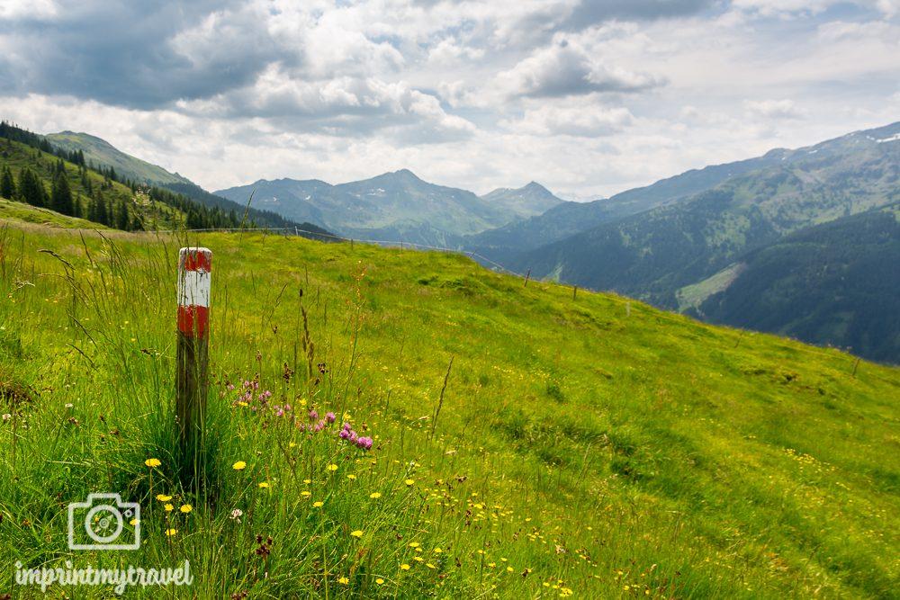 KAT Walk Tirol Wandern Aussicht