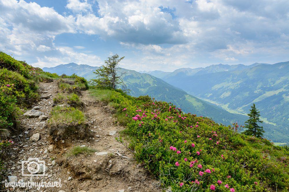 KAT Walk Tirol Wandern Lodronjoch