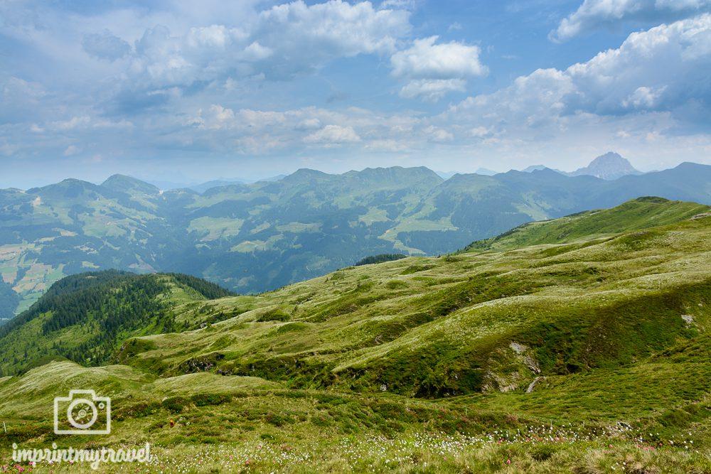 KAT Walk Tirol Wandern Großer Rettenstein