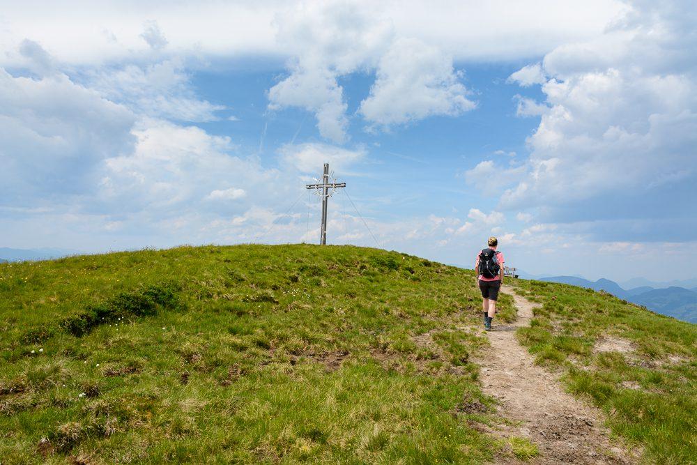 KAT Walk Tirol Wandern Kitzbüheler Alpen