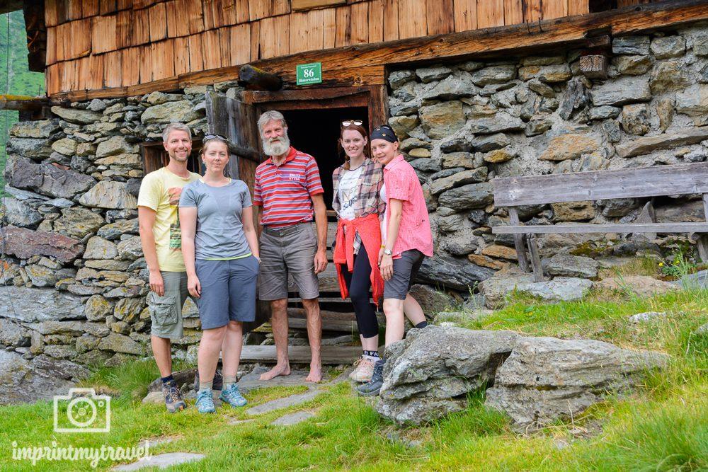 KAT Walk Tirol Wandern Almliterat