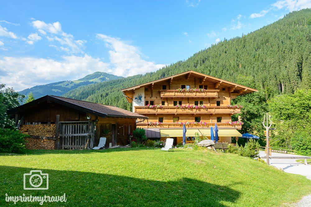 KAT Walk Tirol Wandern Steinberghaus Windautal