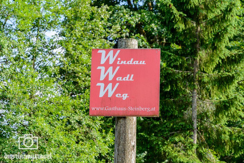 KAT Walk Tirol Wandern Wadl Weg