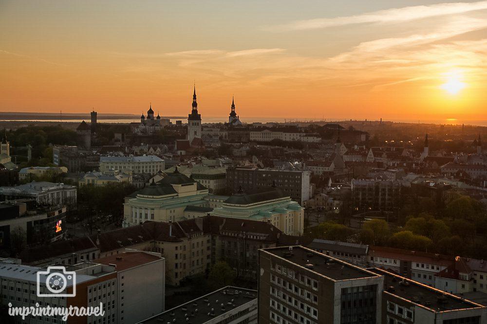 Städtereisen Highlights Tallinn