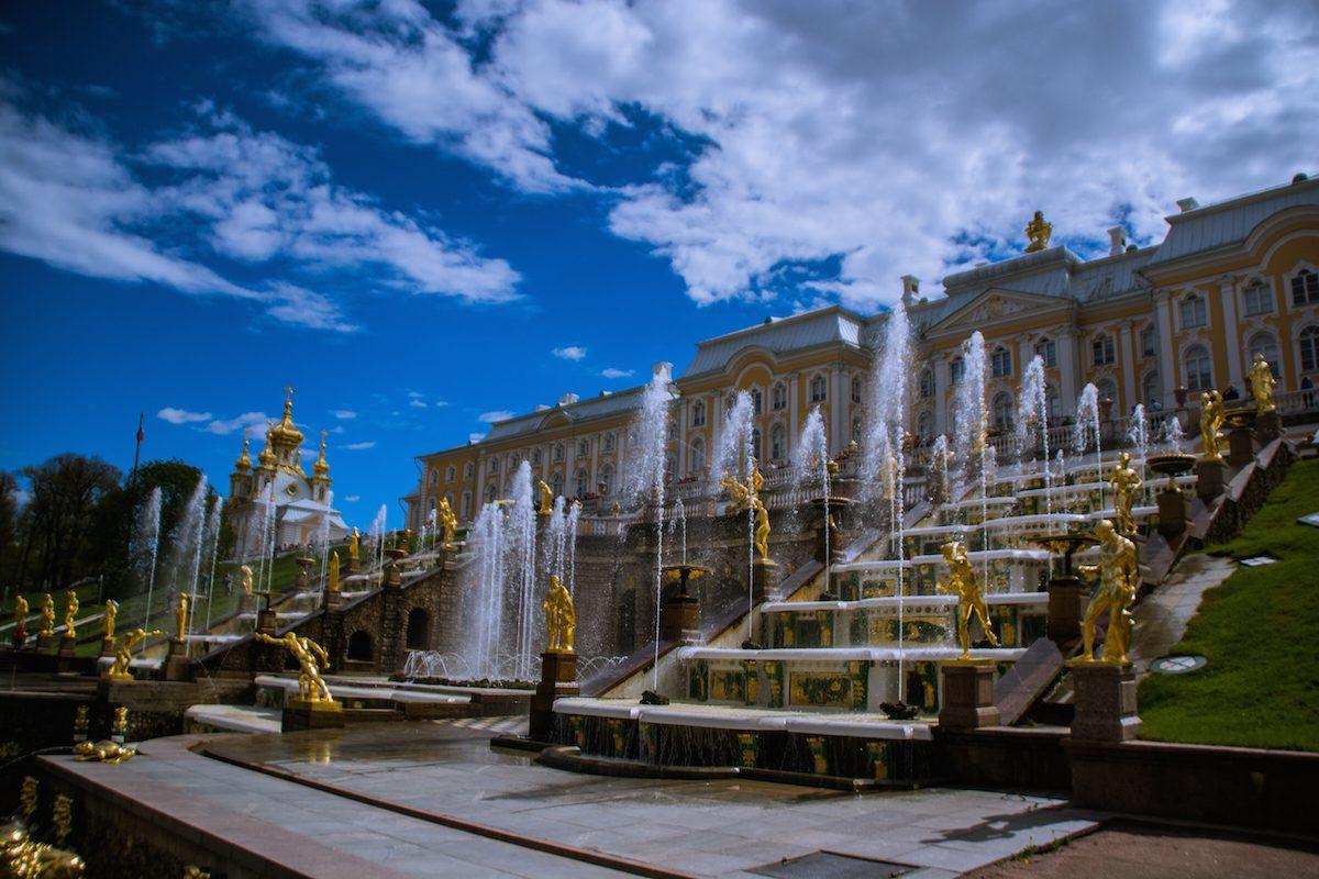 Visum für Russland St. Petersburg