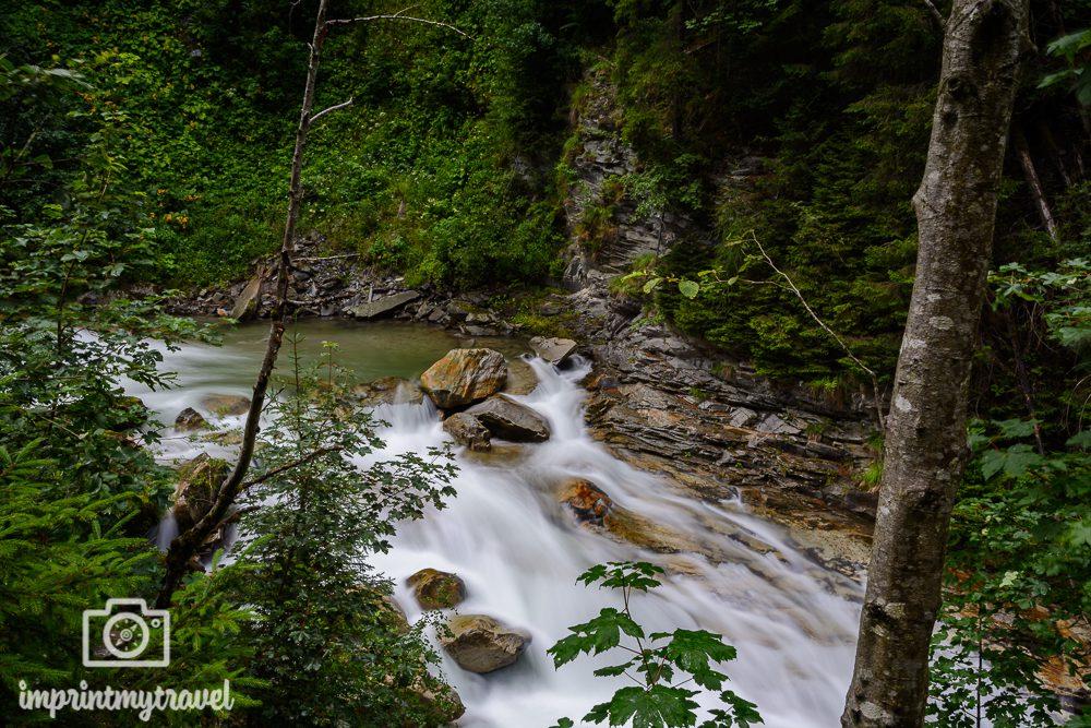 Wochenende in Gastein Wasserfall
