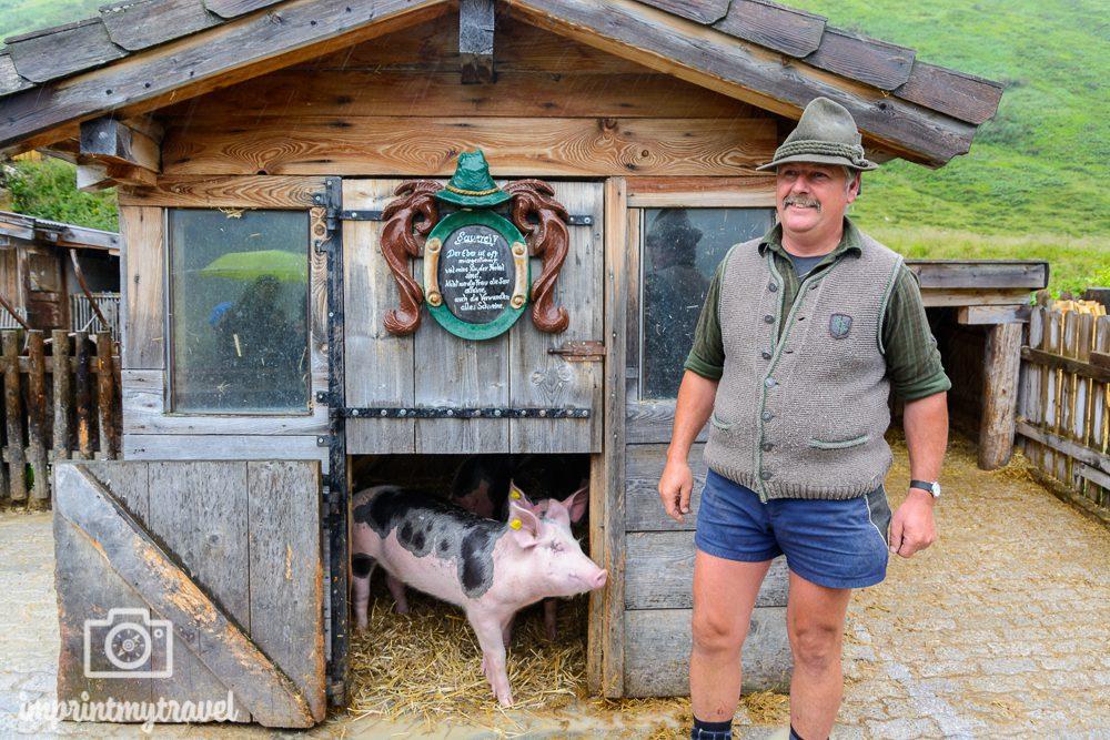 Wochenende in Gastein Pottingerhütte