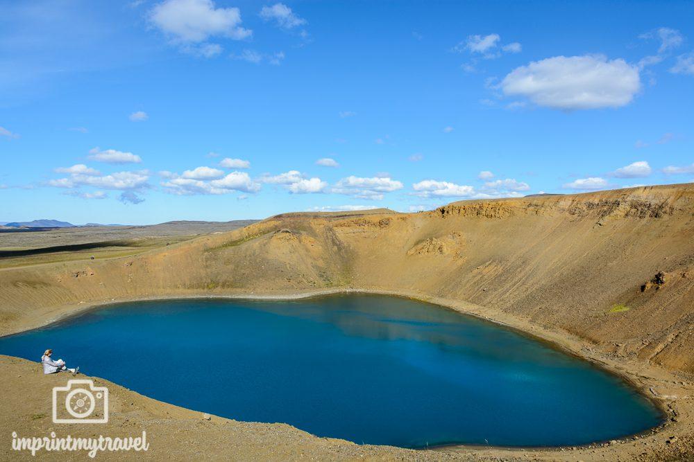 Island Rundreise Viti Krater