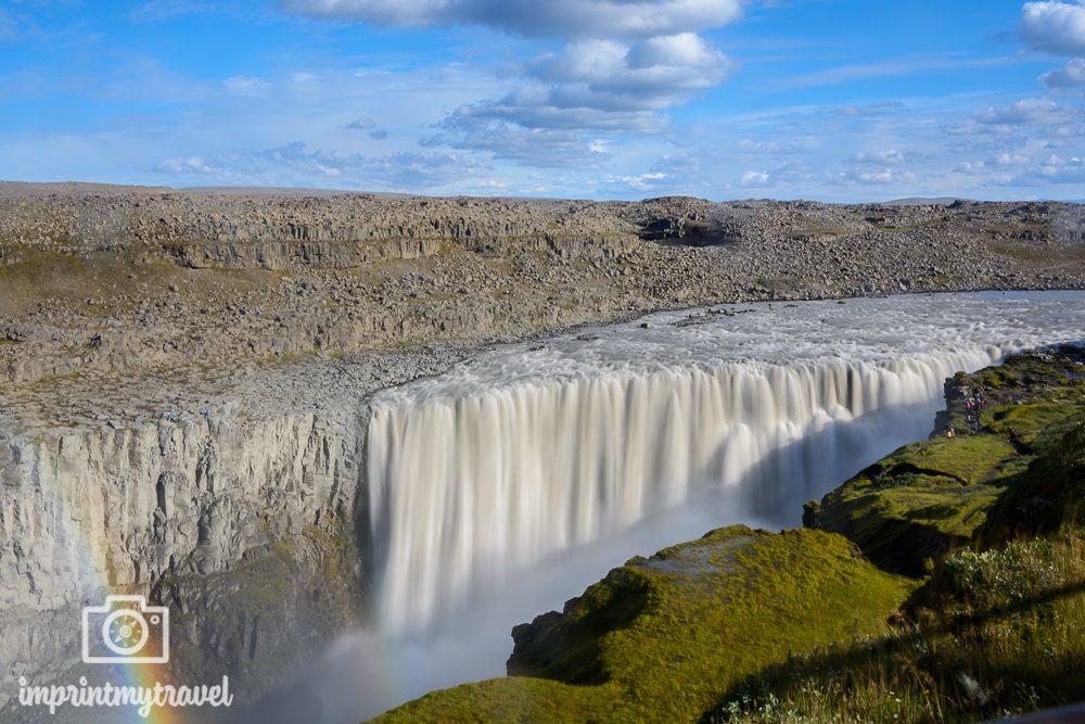 Island Bilder Dettifoss