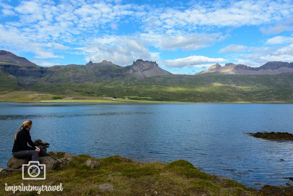 Island Reise Ostfjorde Ausblick