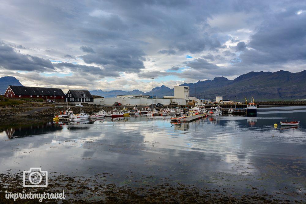 Island Reise Djúpivogur