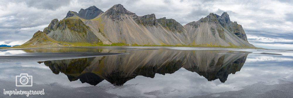 Island Reise Stokksnes und Vestrahorn