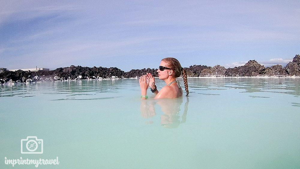 Island Bilder Blaue Lagune