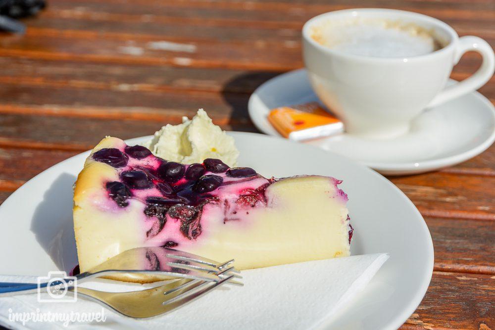 Island Cheesecake