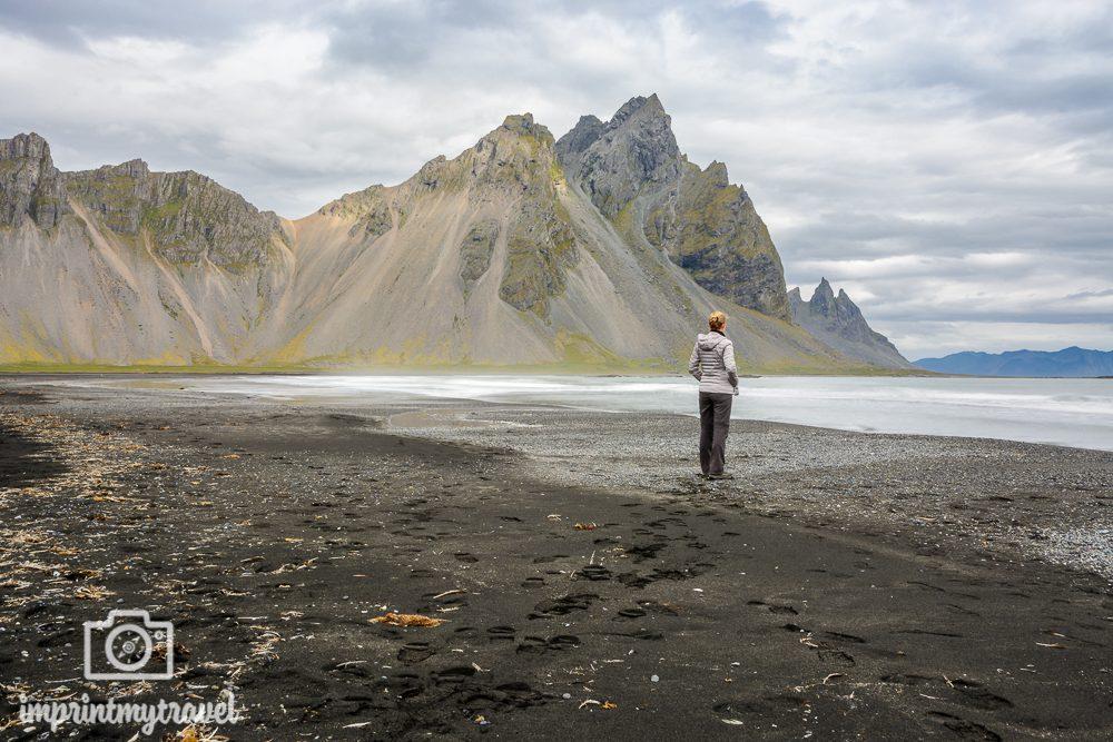 was kostet eine Island Reise Stokksnes Halbinsel