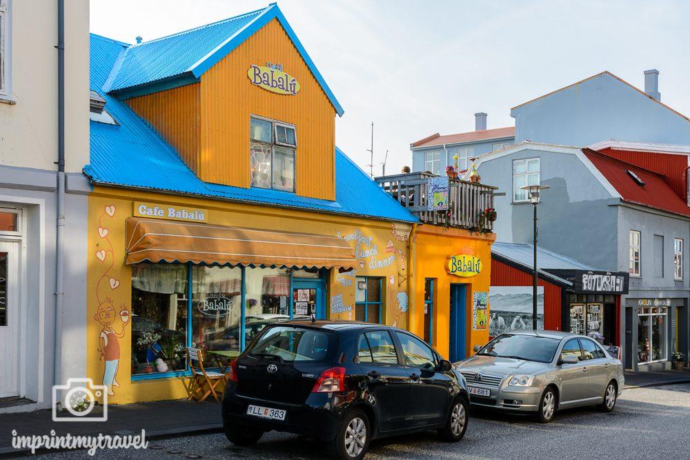 Island Babalu Cafe