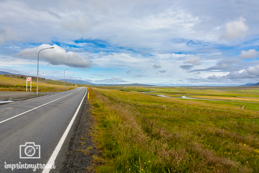 Island Rundreise Borgarnes Akureyri
