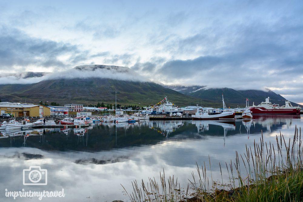 Island Rundreise Dalvik