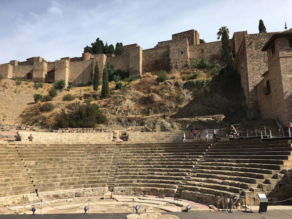 amphietheater-malaga