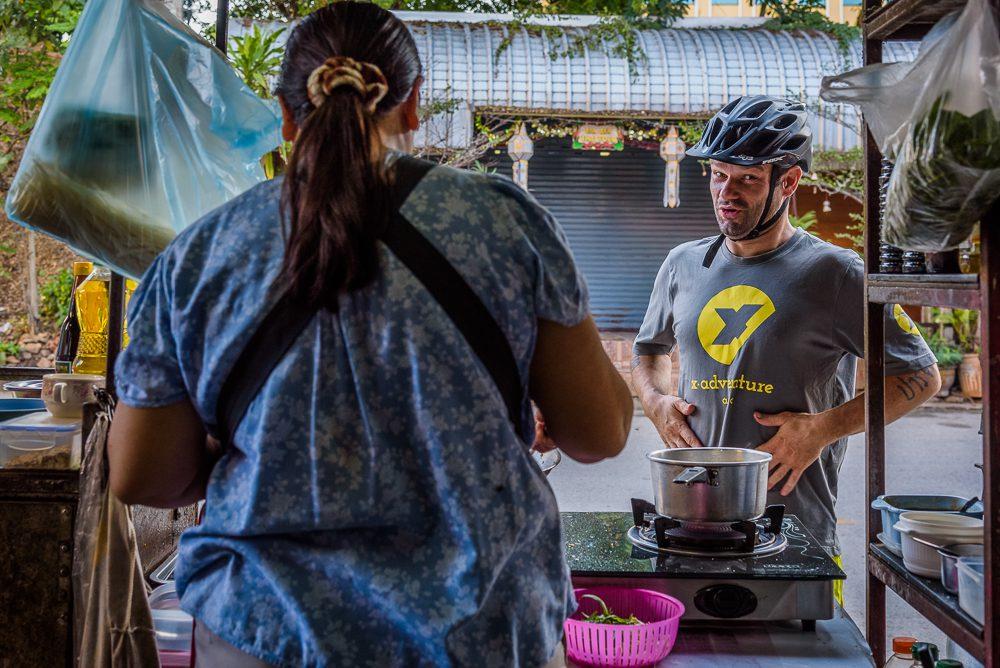 Mountainbike Tour in Thailand mit X-Adventure Asia