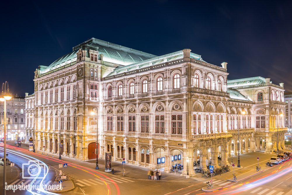 Sehenswürdigkeiten in Wien Staatsoper