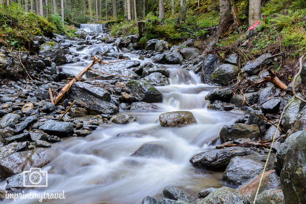 Ferienregion Salzburger Lungau Wasserfall