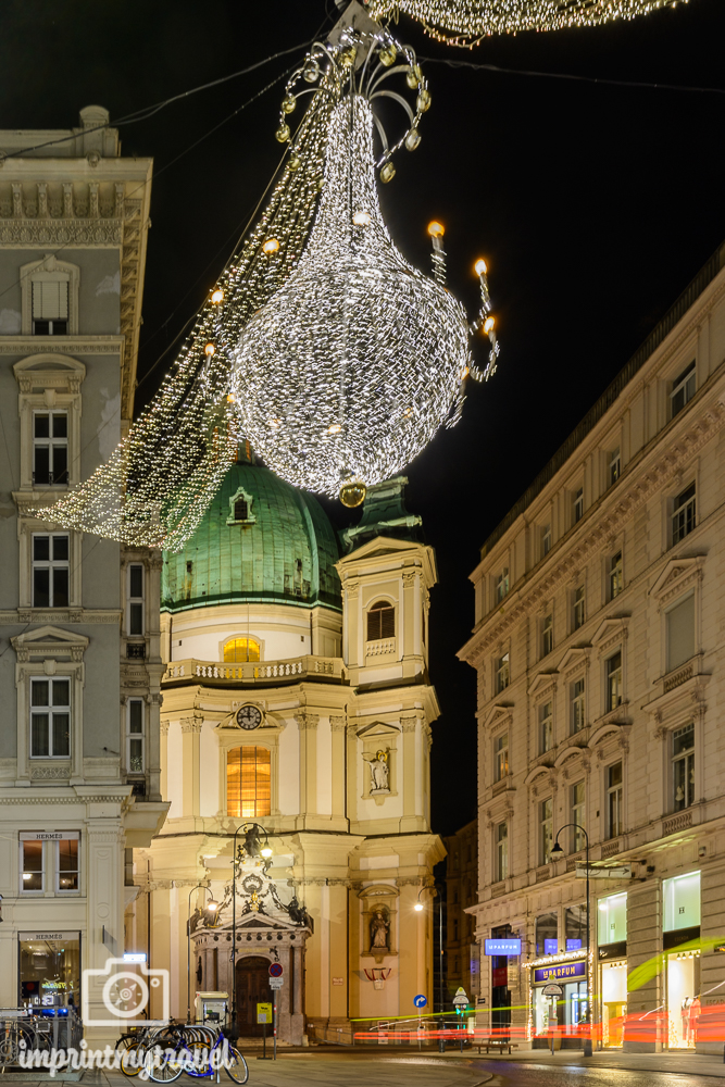 Weihnachten in Wien Peterskirche