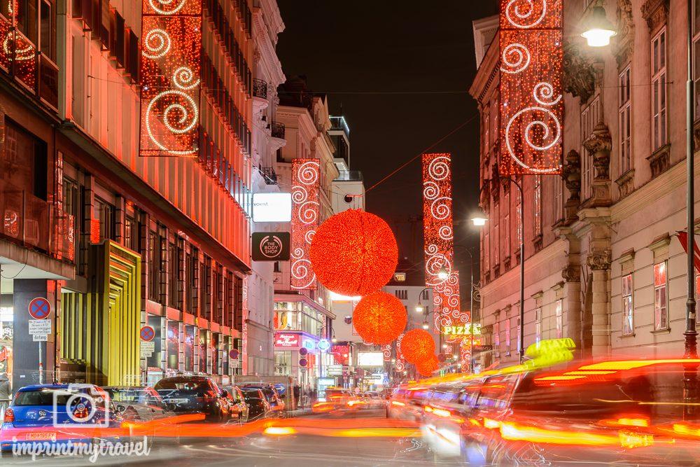 Weihnachten in Wien Rotenturmstraße