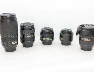 Großer Kamera Objektiv Vergleich: welches Objektiv soll ich kaufen?