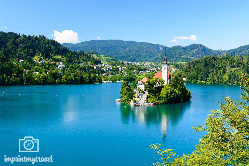 Reisepläne 2018 Slowenien Bled