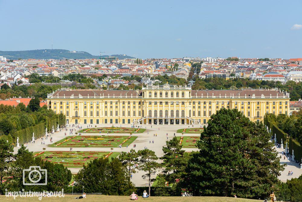 Heimatliebe Wien Schoenbrunn