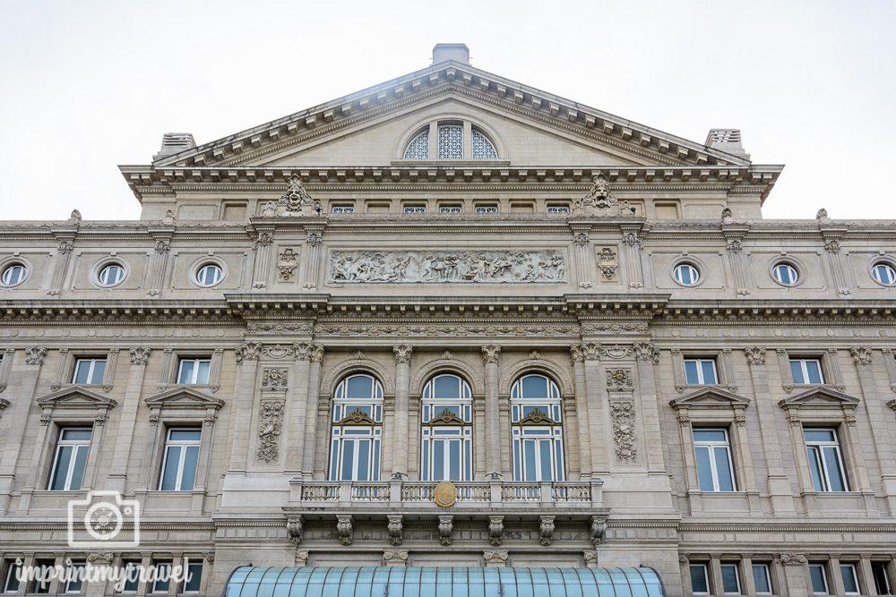 Buenos Aires Sehenswürdigkeiten Teatro Colon