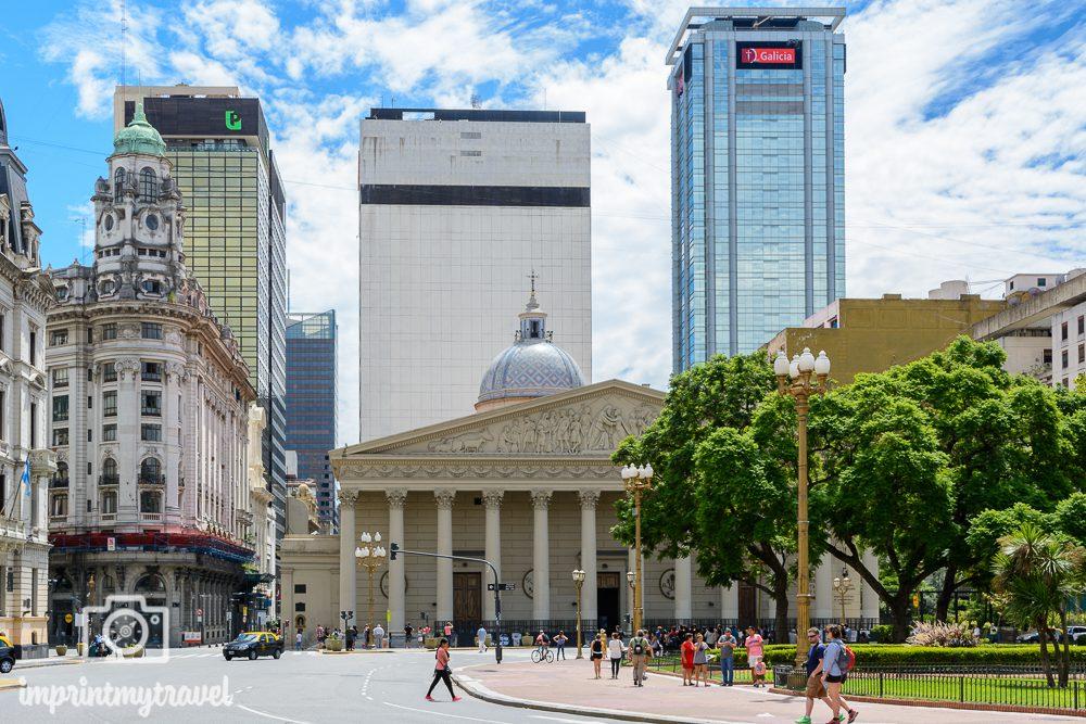Sehenswürdigkeiten in Buenos Aires Catedral Metropolitana