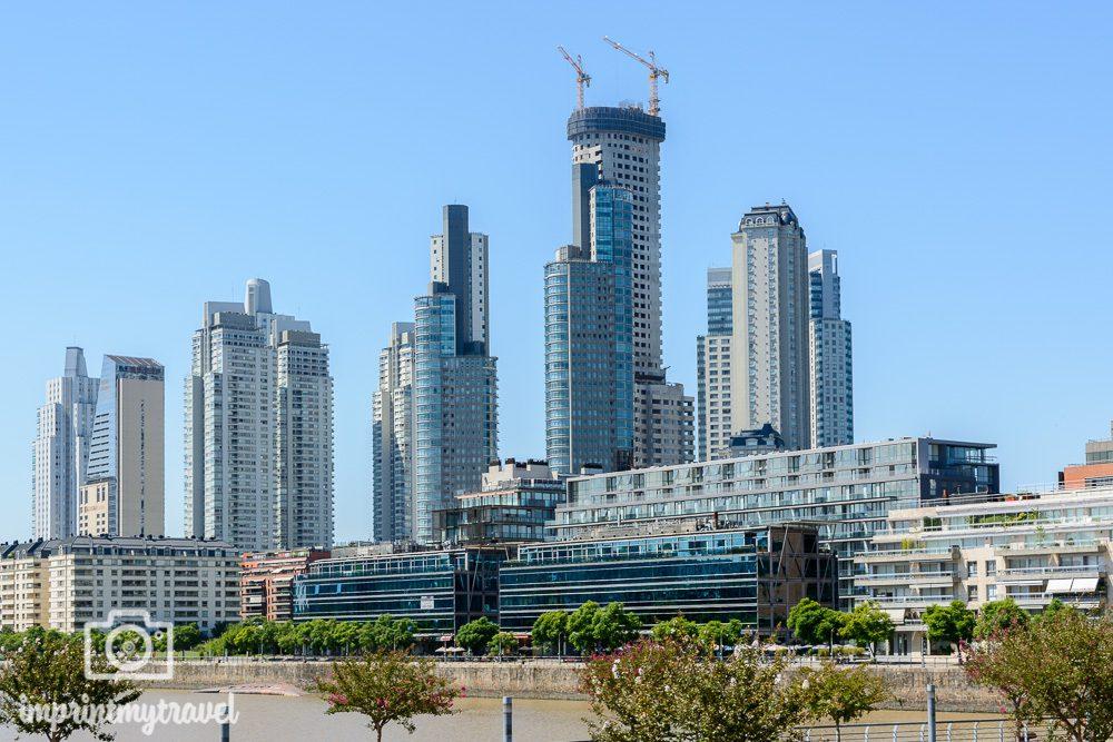 Sehenswürdigkeiten in Buenos Aires Puerto Madero