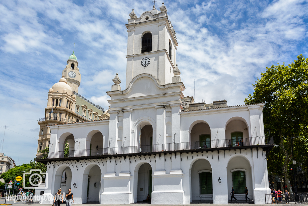 Buenos Aires Sehenswürdigkeiten Cabildo
