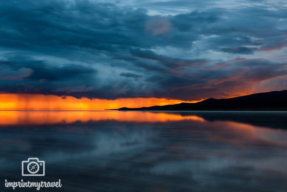 Bolivien Bilder Salar de Uyuni Spiegelung