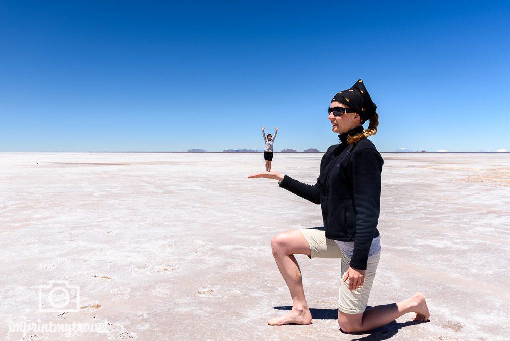 Sehenswürdigkeiten in Südamerika Salar de Uyuni