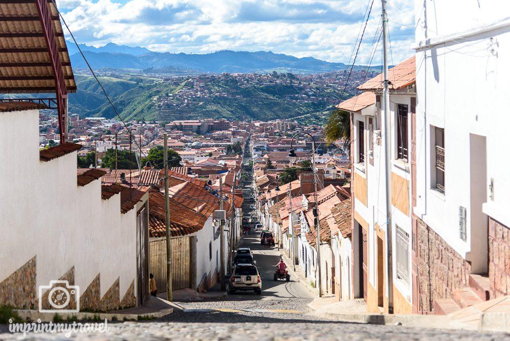 Bolivien Bilder Sucre