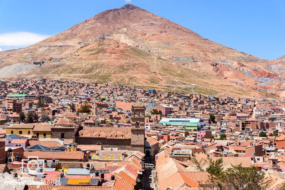 Bolivien Bilder Cerro Rico
