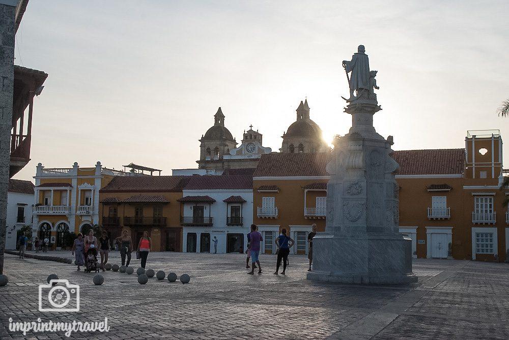 Sehenswürdigkeiten in Südamerika Cartagena
