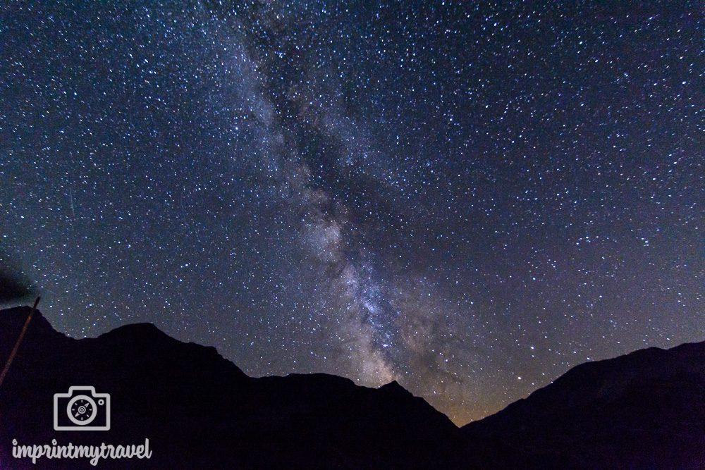 Tutorial Astrofotografie: Milchstraße in den österreichischen Alpen