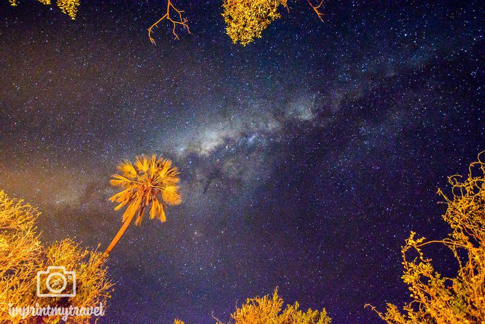 Tutorial Astrofotografie Milchstraße Okavango-Delta
