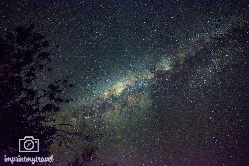 Tutorial Astrofotografie Milchstrasse Botswana