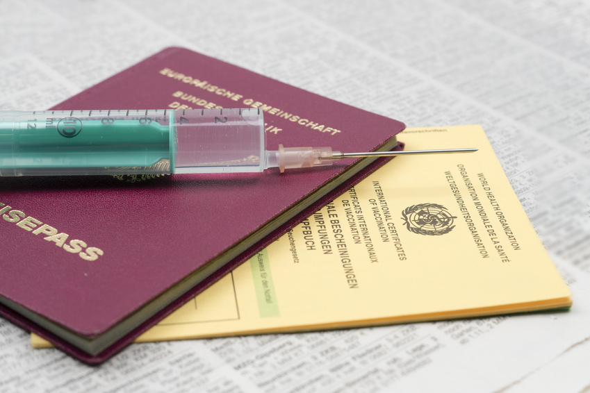Reise Medizin Check Impfungen