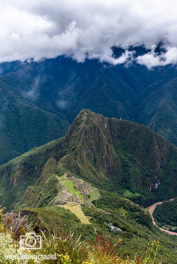Fotoparade 1 - 2018 Aussicht Machu Picchu